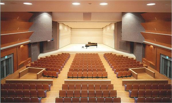 中川文化小劇場の画像