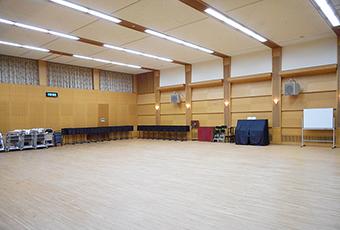 大リハーサル室