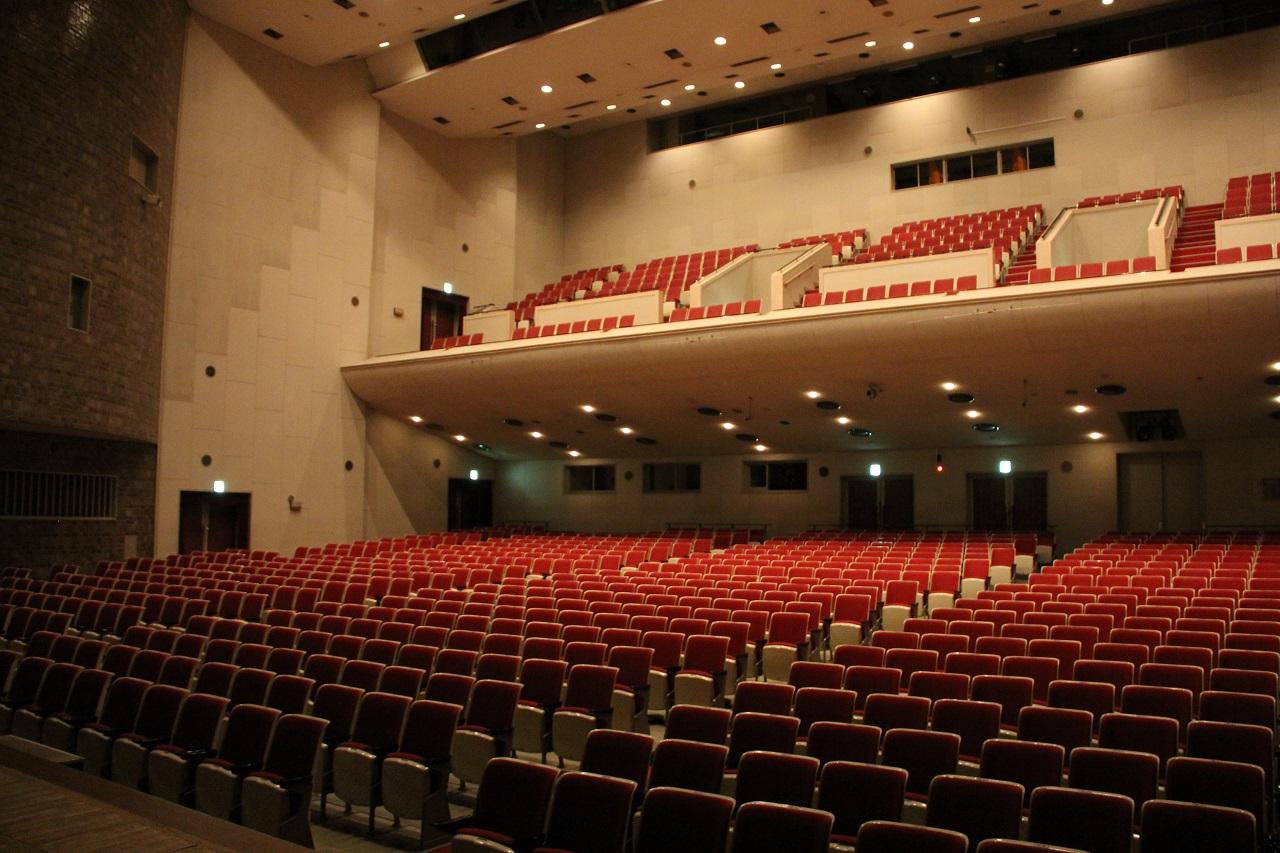 ビレッジホール|愛知県名古屋市のイベントホール[日本特殊陶業市民会館]